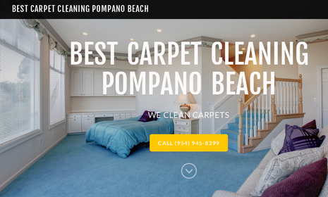 best carpet cleaner pompano beach